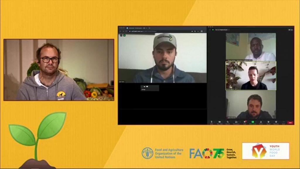 Jovem Cooperativista da Castrolanda participa de encontro internacional sobre o futuro do agronegócio