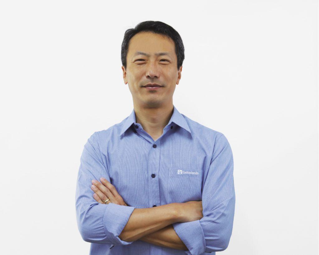 Seung Hyun Lee assume como Diretor Executivo da Castrolanda