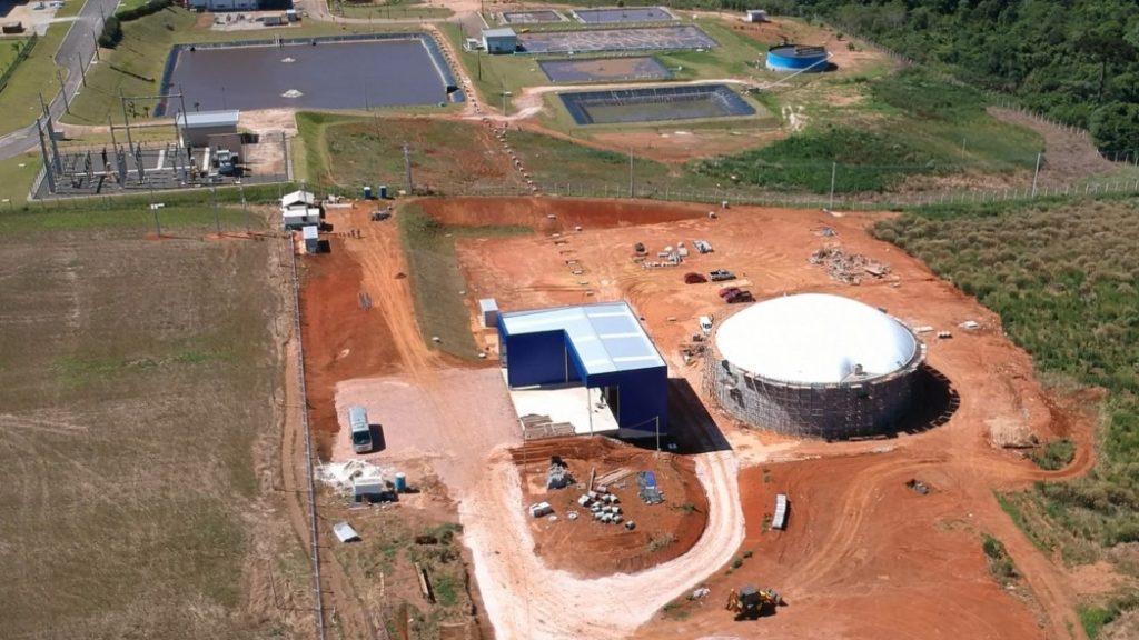 Unium produzirá energia elétrica e biometano em usina de biogás