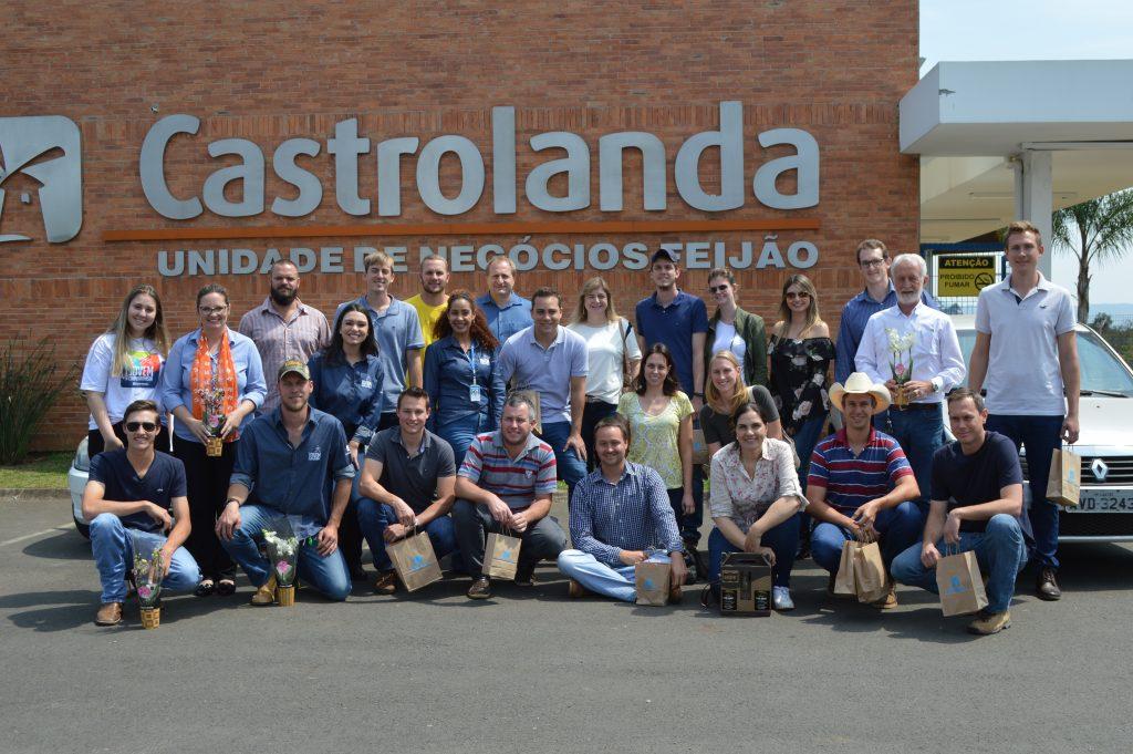 Castrolanda recebe visita de Cooperativa de São Paulo