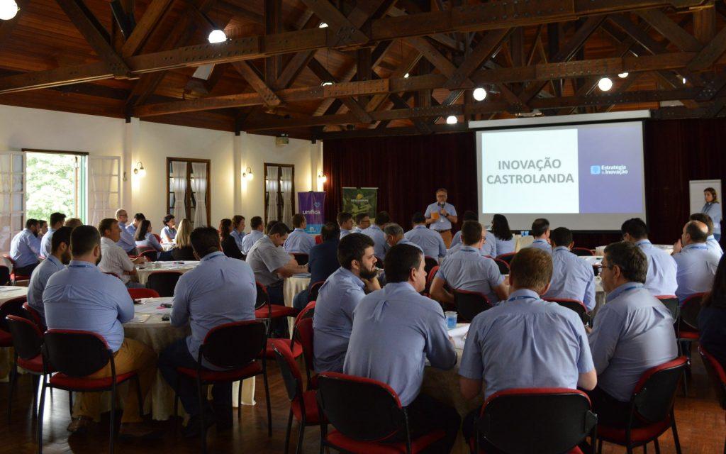Primeiro evento 2020 reúne lideranças para discutir Inovação na Castrolanda