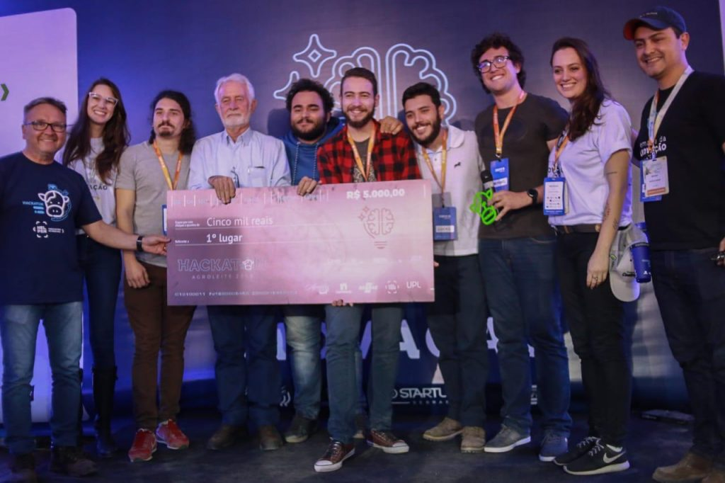 Primeira Semana da Inovação Agroleite encerra com premiação de startups