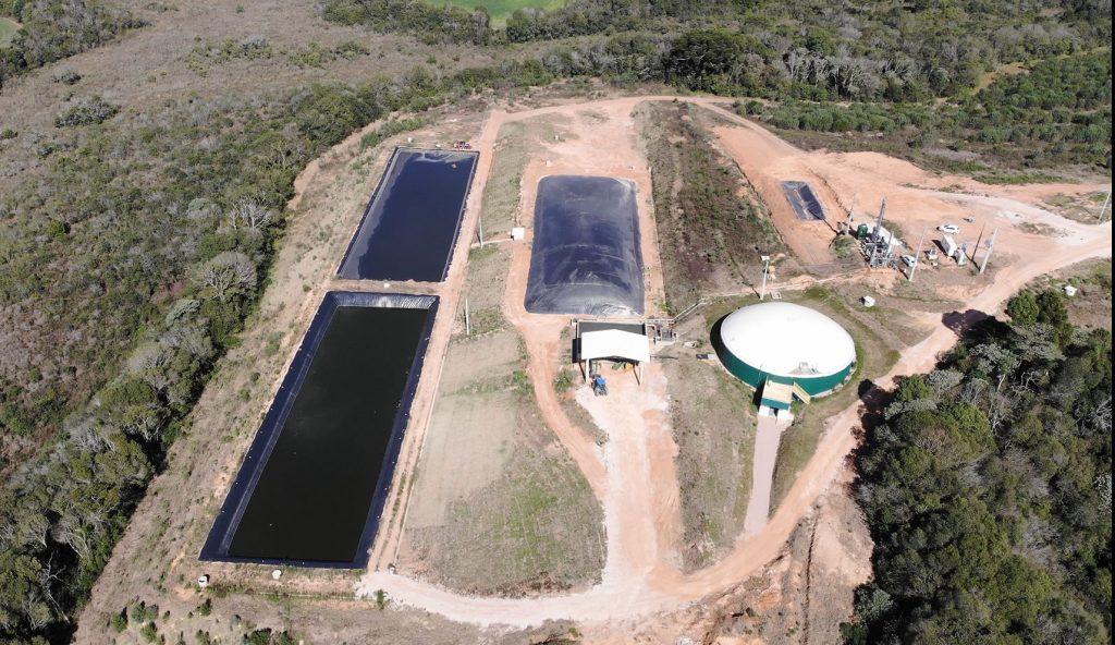 Cooperativas investem R$ 18,5 mi em usinas de biogás