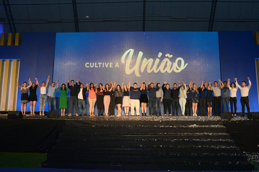 Confraternização Castrolanda celebra a união