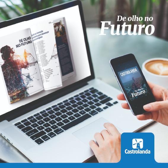 Castrolanda Revista – De olho no futuro