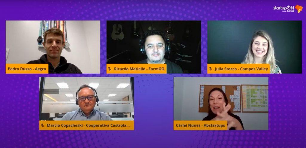 O papel da Castrolanda no ecossistema de inovação ganha destaque em evento virtual