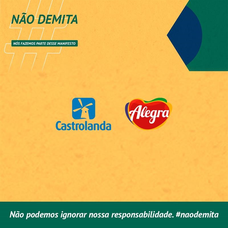 Cooperativa Castrolanda adere ao movimento #NãoDemita