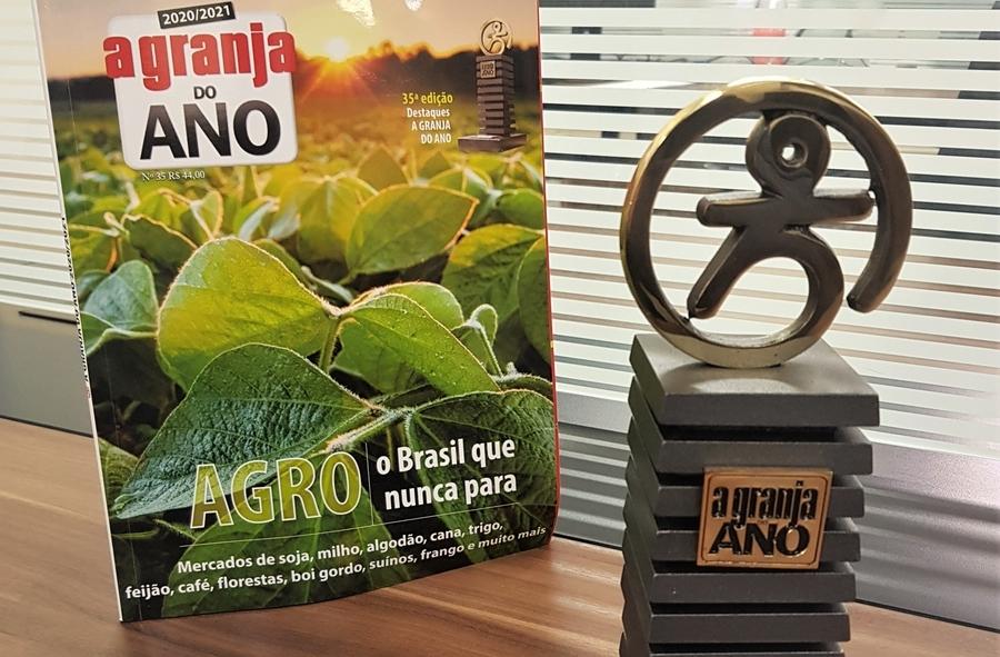 Castrolanda recebe prêmio destaque em âmbito leiteiro