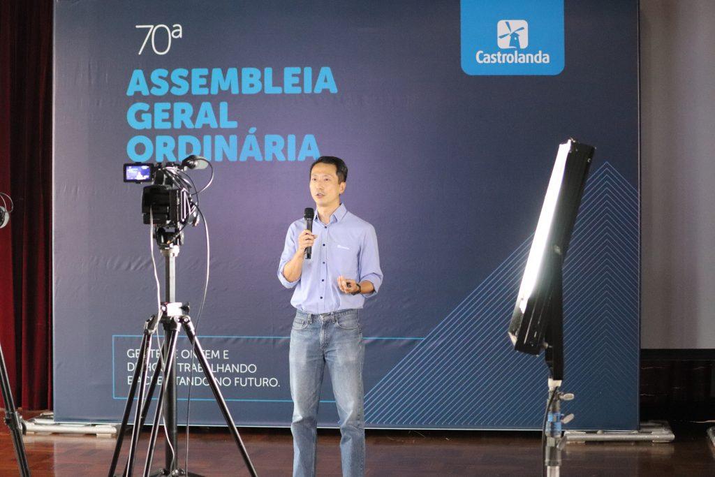 Castrolanda apresenta resultados recordes durante primeira AGO Digital
