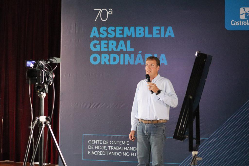 Faturamento da Castrolanda soma R$ 4,5 BI em 2020