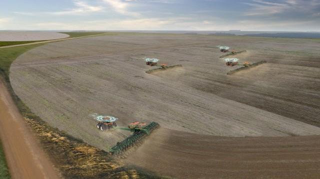 Agro: a era das fazendas inteligentes