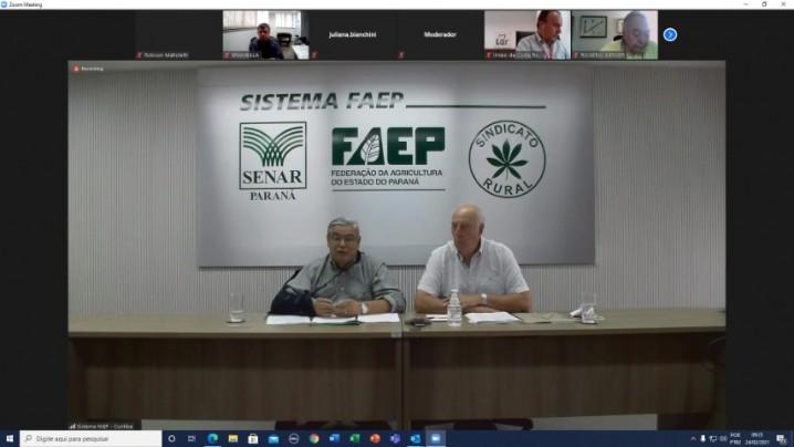 SANIDADE ANIMAL: Apoio das cooperativas para construção de Postos de Fiscalização de Trânsito Animal é destaque na reunião do Fundepec