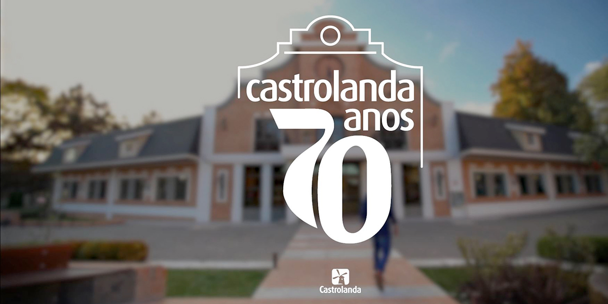Castrolanda lança campanha em comemoração aos 70 anos