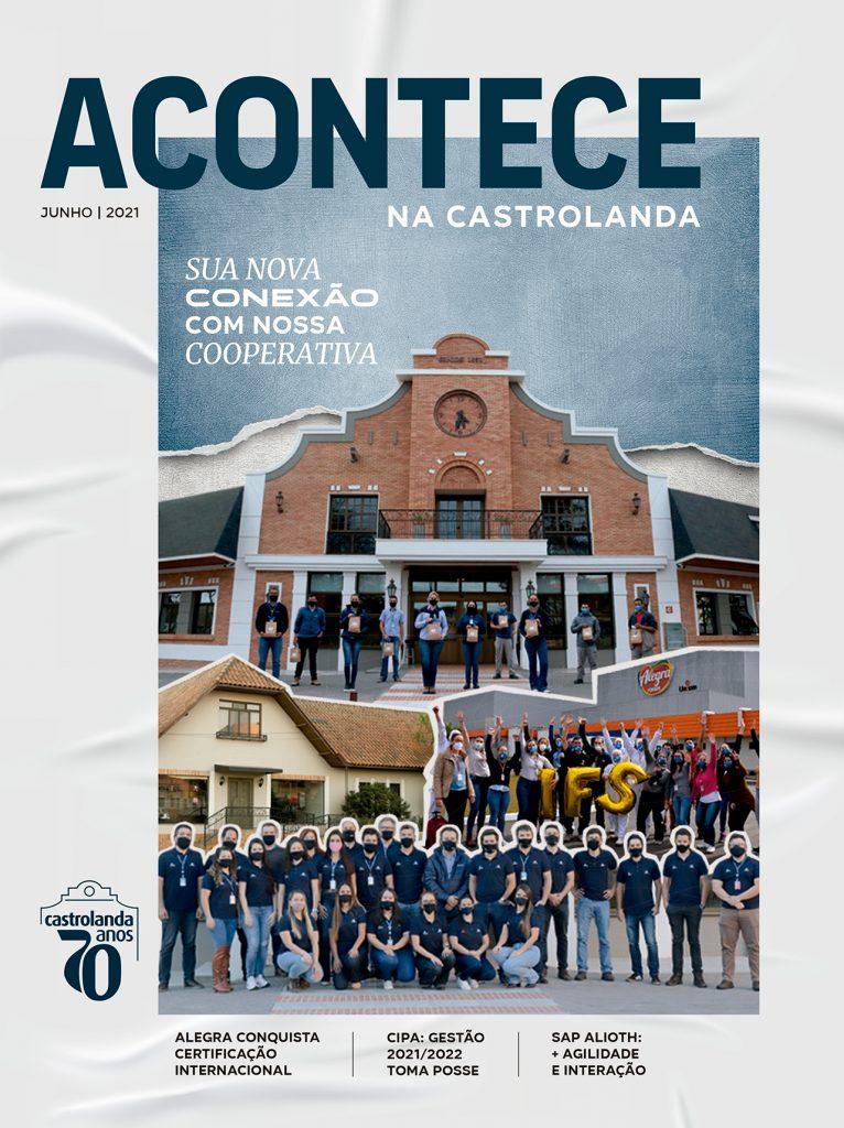 Acontece na Castrolanda – Junho