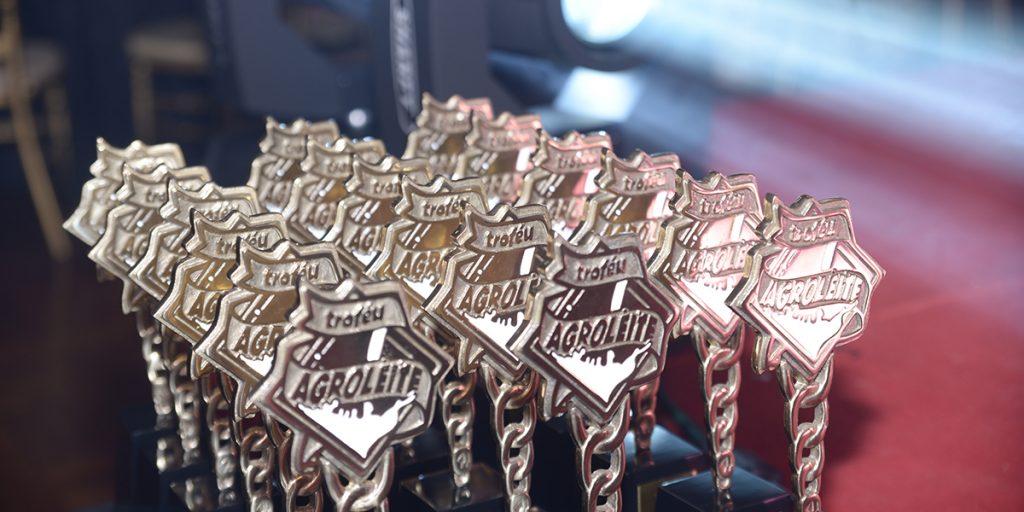Destaques da cadeia leiteira são premiados no Troféu Agroleite 2021