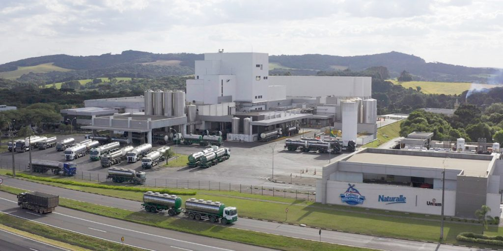 Castro produz 1ª proteína concentrada de leite em pó do país
